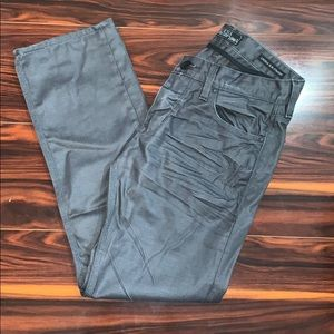 Guess Lincoln Slim Straight Jeans
